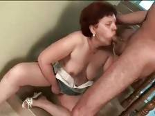 Aged Tart Starves For Nice Juicy Dick 2